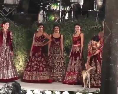 Fashion show in Mumbai