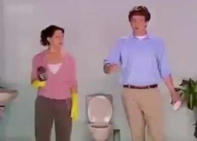 Toilet Grenade!!