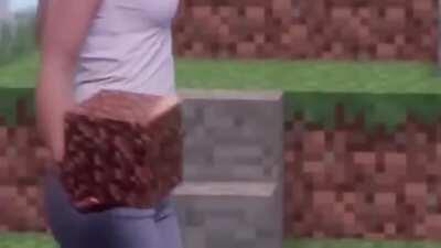 Melissa's Minecraft Commercial (with XanderSight Creative Touch)