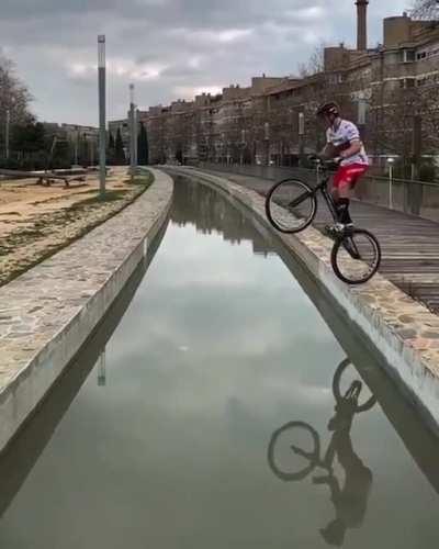 No road, no problem