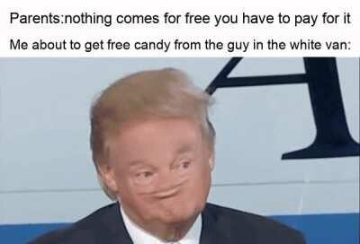 Free candy!