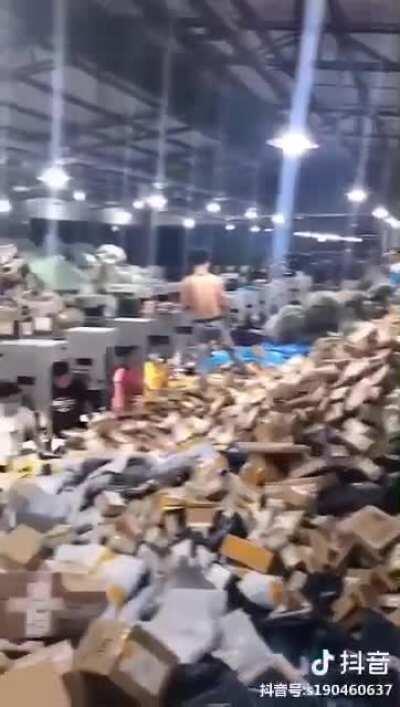 China's weapon of mass destruction