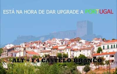 Como tornar Portugal num lugar melhor 😔✊