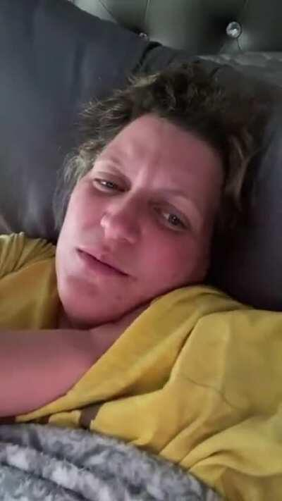 Update on the pooping MAGA woman