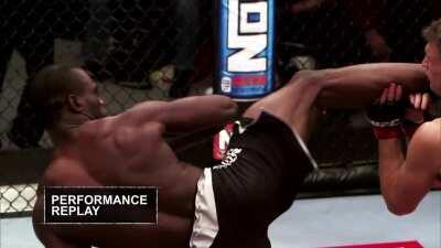 Remembering one of the scariest KO's in UFC history. Uriah Hall vs Adam Cella TUF 17.