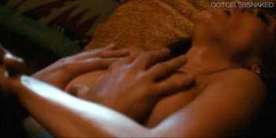Jennifer Lopez getting her tits grabbed