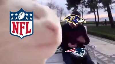 NFL week 10 colorized: