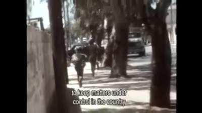 Clashes of May 1973 between the Lebanese Army and the Fedayeen.