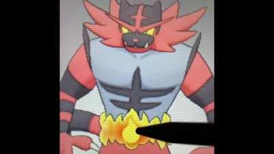 incineroar is daddy