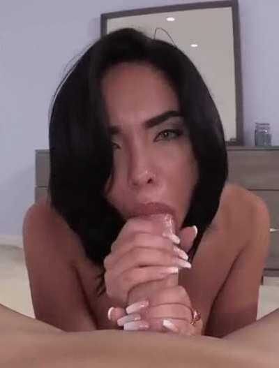 Selena santana blowjob gif