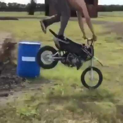 HMB While I land this trick.