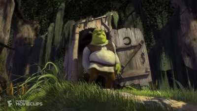 fine i guess you are shrek