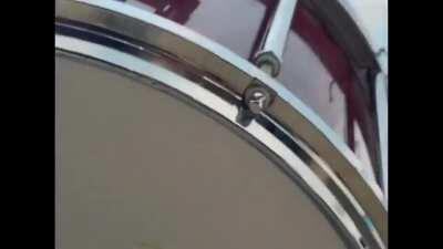 Something's wrong with the snares on my drum