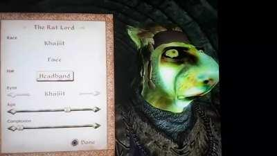 I posted this on r/oblivion and somebody recommended me this subreddit so... here is