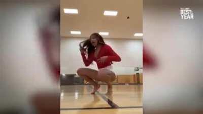 I like dance.