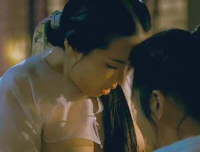 Cho Yeo-jeong (from Parasite) in 'The Servant'