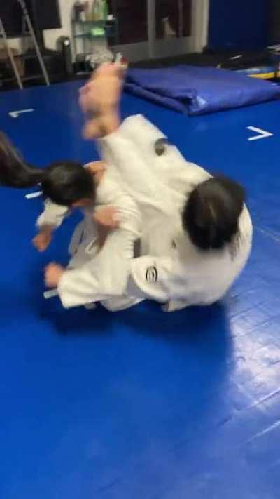 Helicopter choke from @flowstate_mma