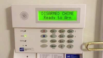 New alarm sound