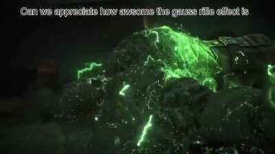 Flayed on the Molecular level, the cinematic is awsome