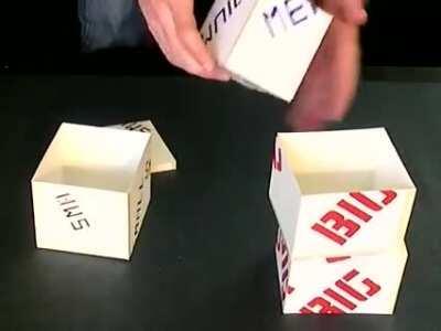 A triple gozinta box.