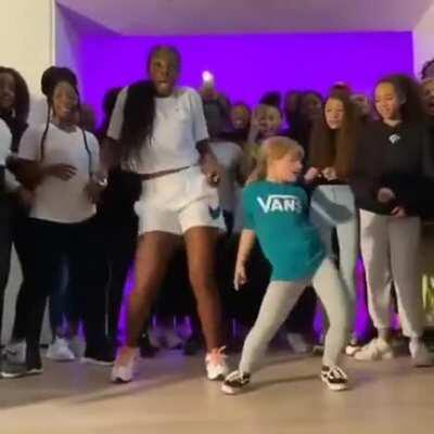 When you're born to dance