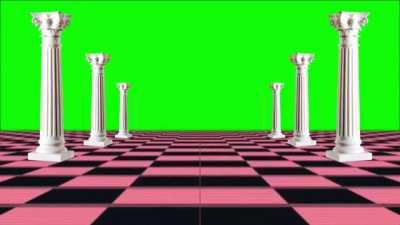 Color key video macintosh plus style for you to use