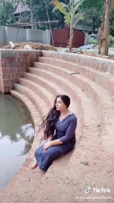 Anu Sithara 💮😍