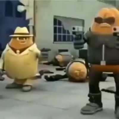 ¿Quien es esa gorda?