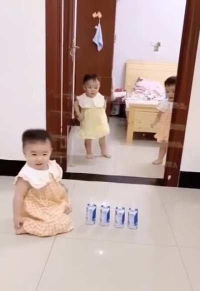 Individuality in Triplets