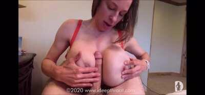 Heather Harmon titfuck suck