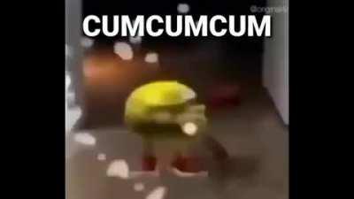 Lemon gum ball