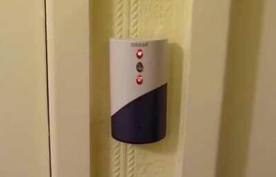 A Depressed Doorbell