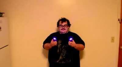 WCGW when taking two stun guns to the face