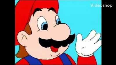 You know what they say luigi:
