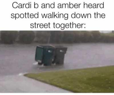 Cardi and amber