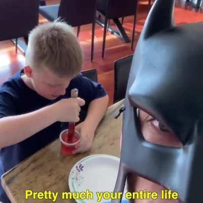 How men eat jello