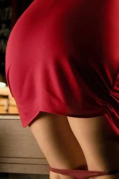Men in Hope (2011) Vica Kerekes as Sarlota (billiards cleavage) part 3 [cropped, sharpen] 1080p