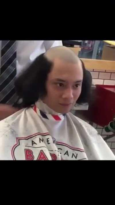 When I finally can get my haircut