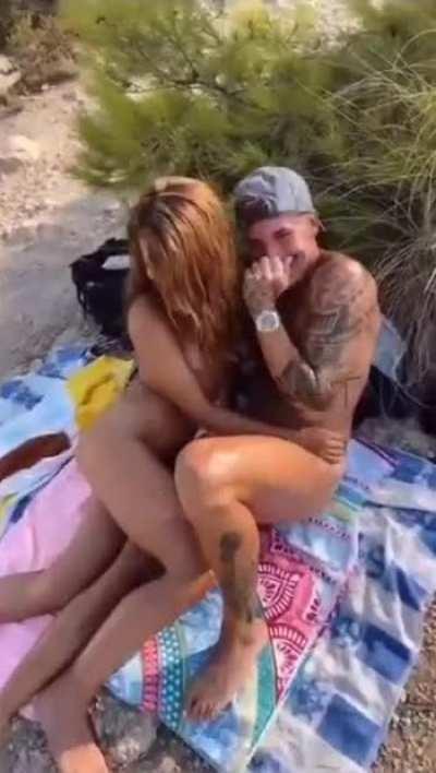 Apolonia Lapiedra Real Public Nudity Fuck