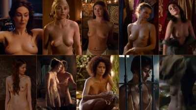 Game of Thrones BOOBS