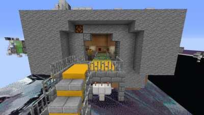 Fallout Style Redstone Vault Door Pt. 2