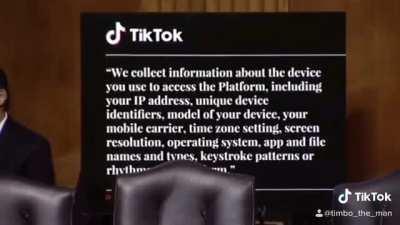 Investigating the TikTok Ban