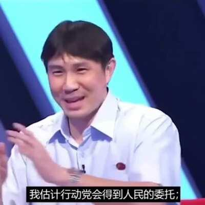 WP's closing argument: #NoBlankCheque with chinese subtitles
