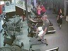 My buddy showed me an old video of him trying a treadmill...