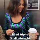 On the Way to The Tonight Show Starring Jimmy Fallon