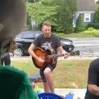 Dropkick Murphys perform live for Quinn, a three year old boy from Boston battling cancer.