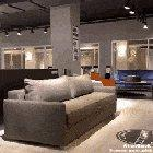 This convertible couch!