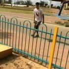 WCGW doing a flip over this fence