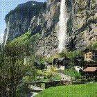 Switzerland is beautiful!