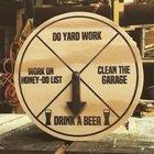 I made a chore wheel